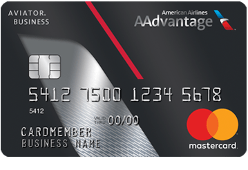 Barclays Aviator Business Credit Card