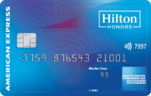 American Express Hilton Honors Credit Card