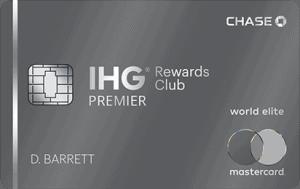 Chase IHG Premier Credit Card