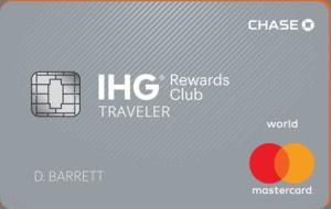 Chase IHG Traveler Credit Card