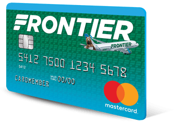 Frontier Airlines Mastercard