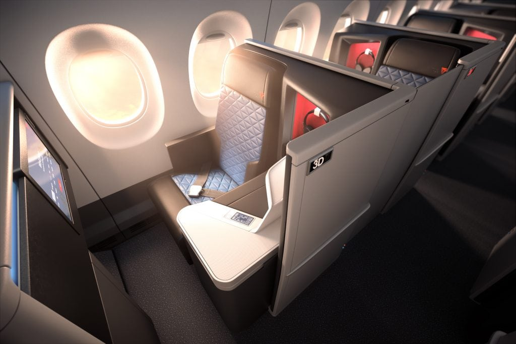 Delta One Suites Picture