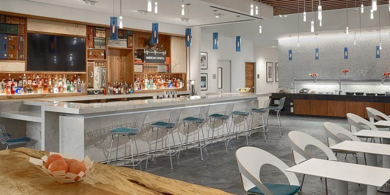 American Express Centurion Lounges Locations Access Perks