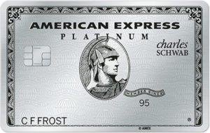 American Express Schwab Platinum Card