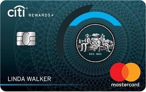 Citi Rewards Plus Credit Card