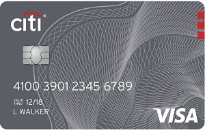Citi Costco Visa Credit Card
