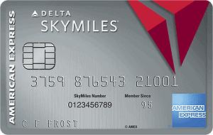 American Express Platinum Delta SkyMiles credit card
