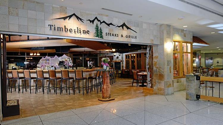 Timberline Steaks Priority Pass Restaurant