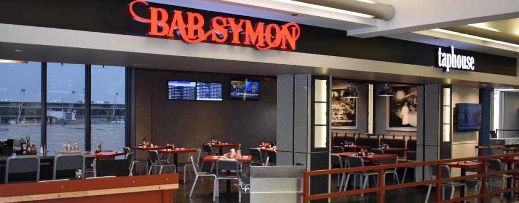 Bar Symon Priority Pass Restaurant