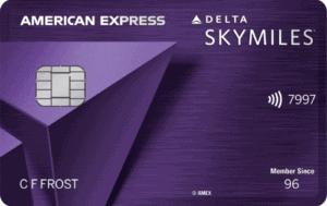 Delta SkyMiles Amex Reserve