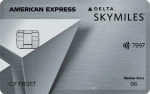 Delta SkyMiles Platinum Amex