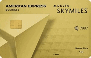 Gold Amex Business Delta