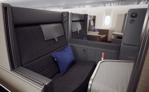 ANA's New Business Class