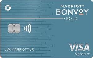 Chase Marriott Bonvoy Bold