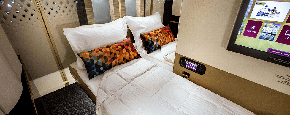 Etihad Airways First Class A380