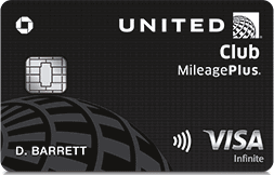 United Club Visa Infinite