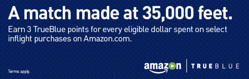 JetBlue TrueBlue Amazon