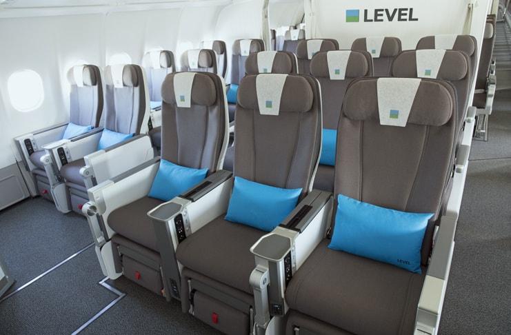 Level Airlines Premium Economy