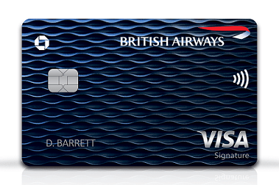 Chase British Airways Card
