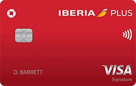 Chase Iberia Avios Credit Card