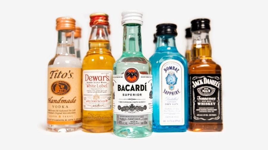 JetBlue Alcoholic Beverages