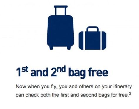 JetBlue Mosaic free bags