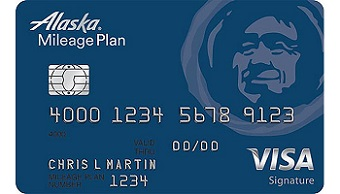 Alaska Airlines Bank of America Visa