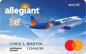 Allegiant Mastercard Bank of America