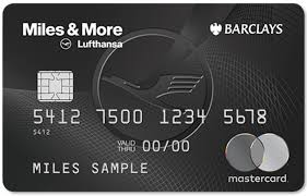 Barclays Lufthansa Miles and more