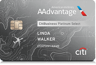 Citi Aadvantage Business American Airlines credit card