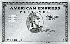 Goldman Sachs American Express Platinum
