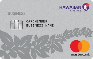 Barclays Hawaiian Airlines Business Card