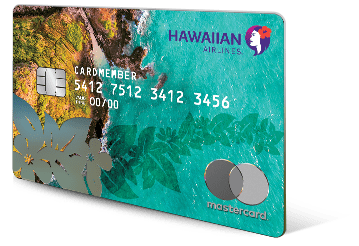 Hawaiian Airlines Mastercard Barclays