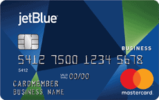 JetBlue Business Barclays Card
