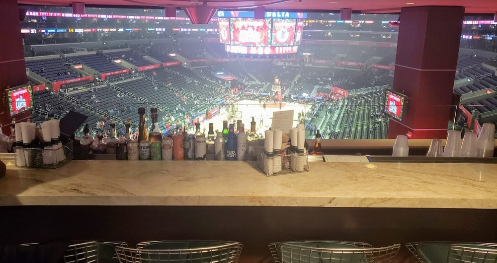 Staples Centurion Suite