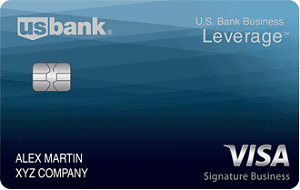 US Bank Business Leverage Credit Card