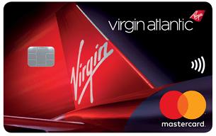 Virgin Atlantic Bank of America Mastercard Credit Card