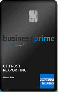 American Express Business Prime Card
