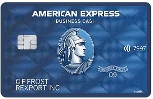 Blue Business Cash American Express