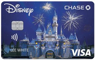 Chase Disney Premier Visa Credit Card