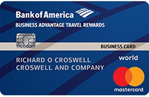 Bank of America AAdvantage Travel Rewards
