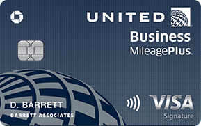 Chase United Business Credit Card