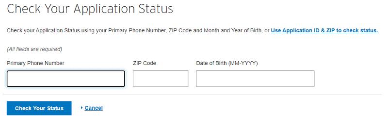 Citi Check Application Status Credit Cards
