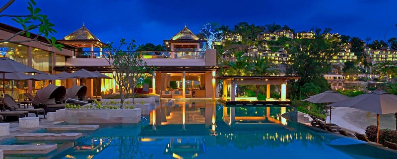 The Westin Siray Bay Resort in Thailand