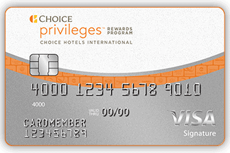 Barclays Choice Privileges Credit Card