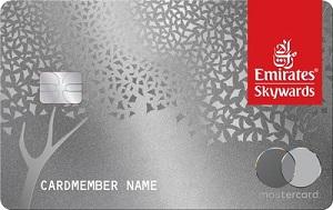 Emirates Skywards Rewards World Elite Mastercard