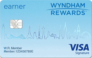 Barclays Wyndham Rewards Earner Credit Card