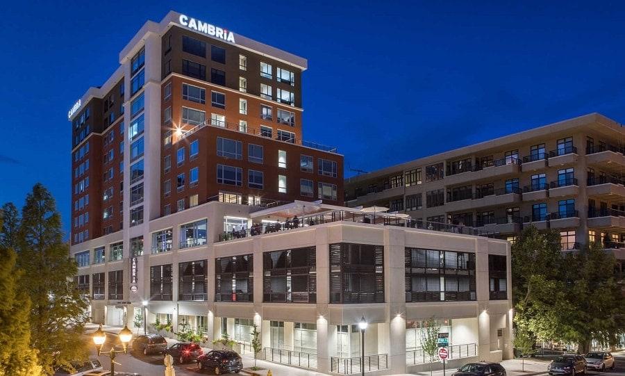 Cambria Hotel Asheville, NC