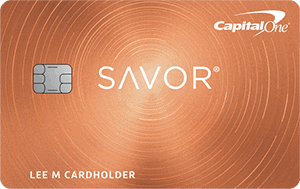 Capital One Savor Rewards