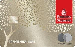 Emirates Skywards Premium World Elite Mastercard
